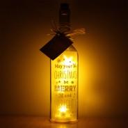 Starlight Christmas Bottle Lights 3 Merry