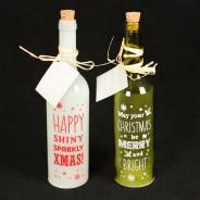 Starlight Christmas Bottle Lights 4