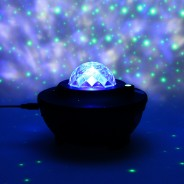 Star Galaxy Projector Speaker Light 9