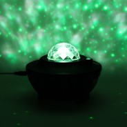 Star Galaxy Projector Speaker Light 4