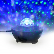 Star Galaxy Projector Speaker Light 1