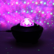 Star Galaxy Projector Speaker Light 14