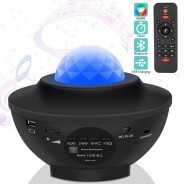 Star Galaxy Projector Speaker Light 6