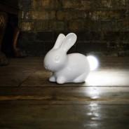 Bunny Lamp Suck UK 1