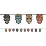 Sugar Skull Garland 1