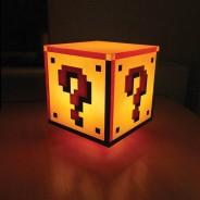 Super Mario Question Block Light 1