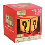 Super Mario Question Block Light 3