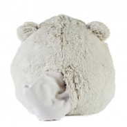 Warmies Supersized Hand Warmer Bear 4 Removeable microwaveable heat pack