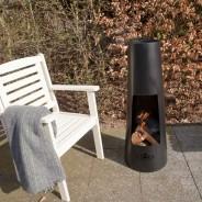 Tall Round Patio Heater FF214 1