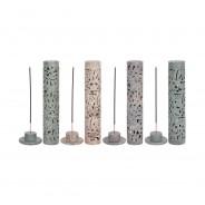 Tall Soap Stone Incense Burner 6