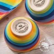 Rainbow Ceramics Tapas Bowl Sets  5
