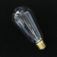 Teardrop Squirrel Cage 40w Bulb 3