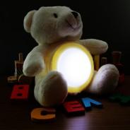 Glow Teddy 3