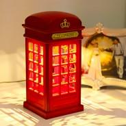 Telephone Booth B/O Light 1