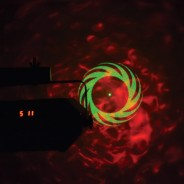 Tetra LED Moonflower Disco Light with Lasers 5