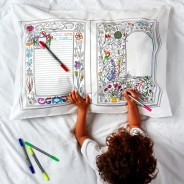 The Doodle Fairytales and Legends Pillowcase 4