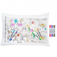 The Doodle Fairytales and Legends Pillowcase 6