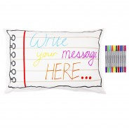The Doodle Notebook Pillowcase 4