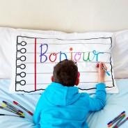 The Doodle Notebook Pillowcase 2