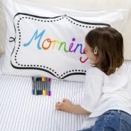 The Doodle Notebook Pillowcase 3