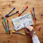 The Doodle Pencil Case - Fairytales and Legends 1