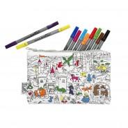 The Doodle Pencil Case - Fairytales and Legends 4