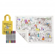 The Doodle Placemat To Go - Fairytales and Legends 5