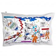 The Doodle Space Explorer Pillowcase 3