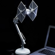 Tie Fighter Poseable Desk Lamp 1
