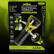 Storm Force Dual Beam Tactical Torch 1
