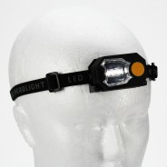 Stormforce High Power Tactical Torch Set 4 SMD LED head torch