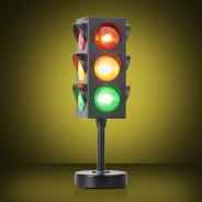 Traffic Light Lamp 1