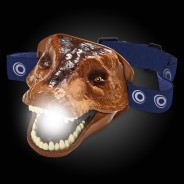 T-Rex Head Torch 7
