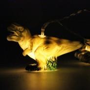 T Rex Fairy Lights 2