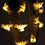 T Rex Fairy Lights 1