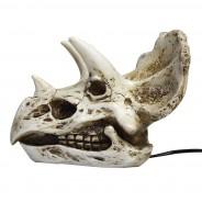 Triceratops Skull Lamp 4