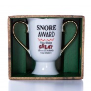 Trophy Mug - Snore Award 4