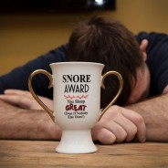 Trophy Mug - Snore Award 1