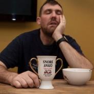 Trophy Mug - Snore Award 3