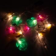 Tropical fairy lights,  2