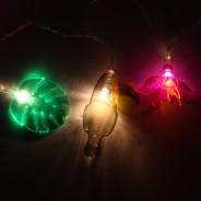 Tropical fairy lights,  1