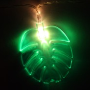 Tropical fairy lights,  5