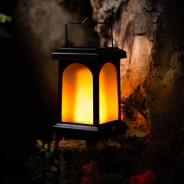 Trueflame Solar Crook Lantern 3