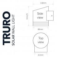 Solar Truro Motion Sensor Light 3