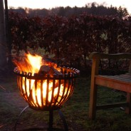 Tulip Fire Basket FF102 1