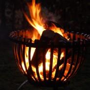 Tulip Fire Basket FF102 5