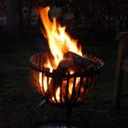 Tulip Fire Basket FF102 2