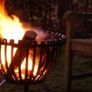Tulip Fire Basket FF102 3