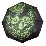 Glow Skull Umbrella 2