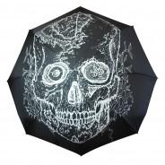 Glow Skull Umbrella 3